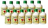 ChildLife Liquid Calcium with Magnesium, Orange Flavor, 16 ounce (Pack of 12)