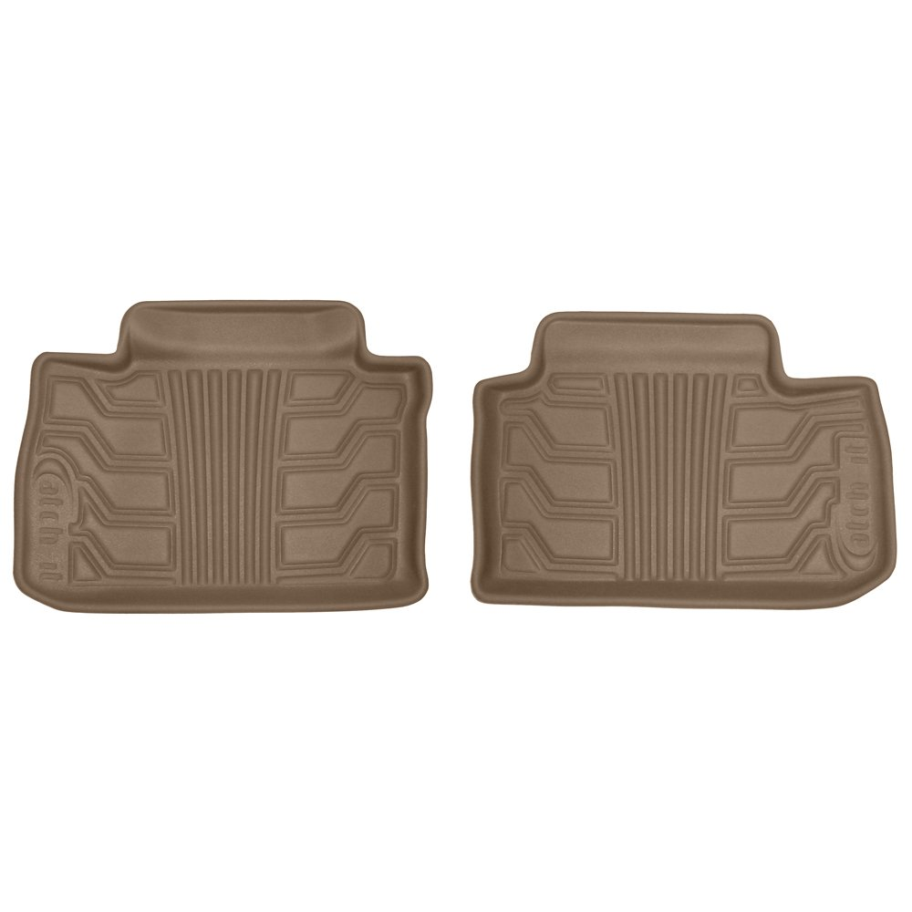 Lund 383027-T Catch-It Vinyl Tan Rear Seat Floor Mat