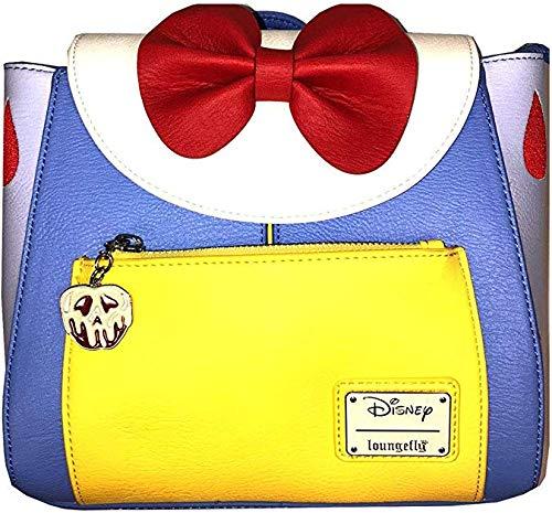 ویکالا · خرید  اصل اورجینال · خرید از آمازون · Loungefly Snow White Cosplay Mini Backpack wekala · ویکالا