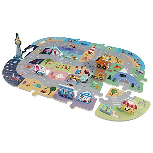 (Sago Mini - Puzzle Mats - Robin's Roadtrip)