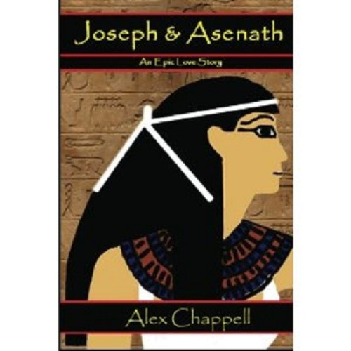 Book cover for Joseph and Asenath