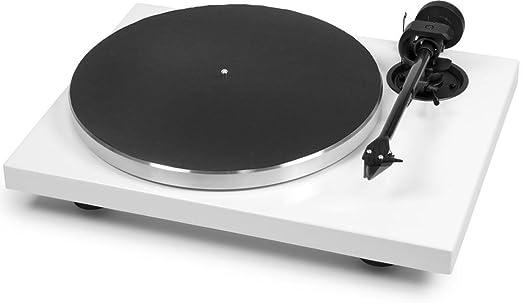 Amazon.com: Pro-Ject 1-xpression Carbon Blanco Clásico: Home ...