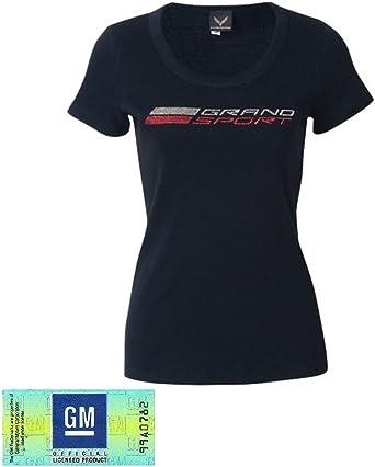 Black Camaro C7 Grand Sport Corvette T-Shirt West Coast Corvette