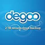 Degoo Backup | Ultimate 2 TB, unlimited devices | Free Trial Available
