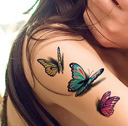 3d-butterfly-flying-design-temporary-tattoo-sticker-decal