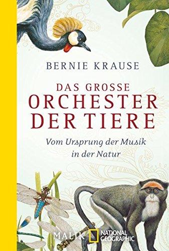 Das große Orchester der Tiere: Vom Ursprung der Musik in der Natur
