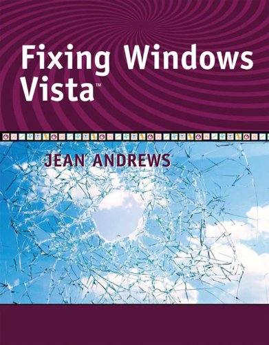 Fixing Windows Vista (Jean Andrews) Pdf