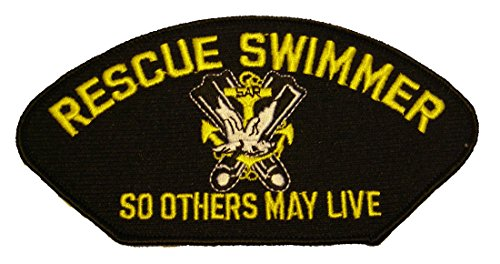 RESCUE SWIMMER So Others May Live SAR Patch - Veteran Owned Business -