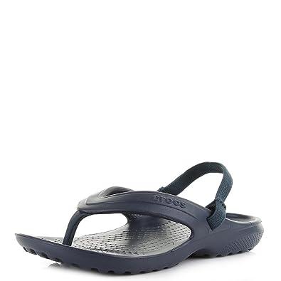 c8ecb02995bd Crocs Unisex Kids  Classicflipk Flip Flops  Amazon.co.uk  Shoes   Bags