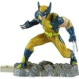 Dane Electronics Wolverine 4 GB Flash Drive - MR-Z04GWL-C
