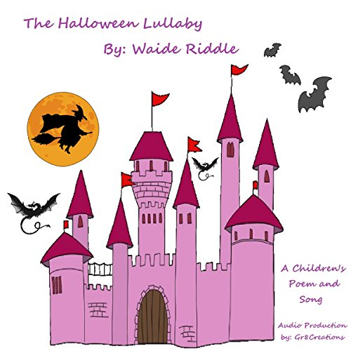 The Halloween Lullaby: A Children's Halloween Poem &