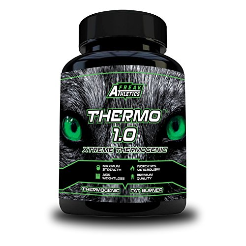 Thermo 1.0 Xtreme Fat Burner Pills - Fat Burners Suitable for Both Men &...