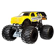 Hot Wheels Monster Jam 1:24 Scale Bounty Hunter Vehicle