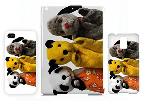 Sooty iPhone 5 / 5S cellulaire cas coque de téléphone cas, couverture de téléphone portable