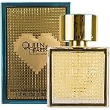 Queen of Hearts Latifah Eau De Parfum Spray for Women, 1.7 Ounce