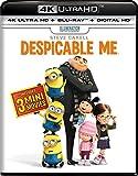 Despicable Me (4K Ultra HD + Blu-ray + Digital HD)