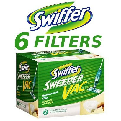Swiffer Vac Replacement (Gamble Swiffer Sweeper)