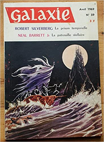 Galaxie n°59 (2e série) de Avril 1969 pdf epub