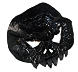Scary Pumpkin Head Mask - Adult Chinless