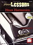 First Lessons Blues Harmonica, David Barrett, 0786668105