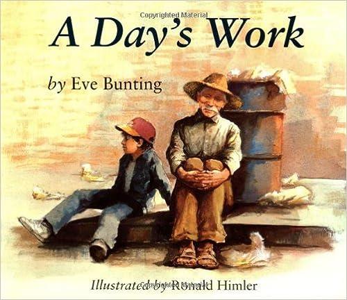Ilmainen paras myyjä eBook A Day's Work by Eve Bunting in Finnish PDF MOBI