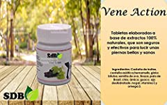 Strengthens the walls of blood vessels and gives them flexibility. Helps to reduce inflammation of affected veins, reduces symptoms of poor blood circulation such as pain, fatigue, heaviness, itching, swelling and fluid retention. Auxiliary i...