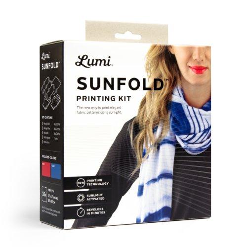 Lumi Co. This Kit017 This This Sunfold Printing Kit, Blue