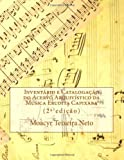 Inventory and Cataloguing of Archival Collection of Capixaba Classical Music, Moacyr Neto, 1499614810
