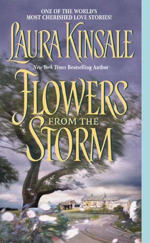 book cover of Flowers from the Storm