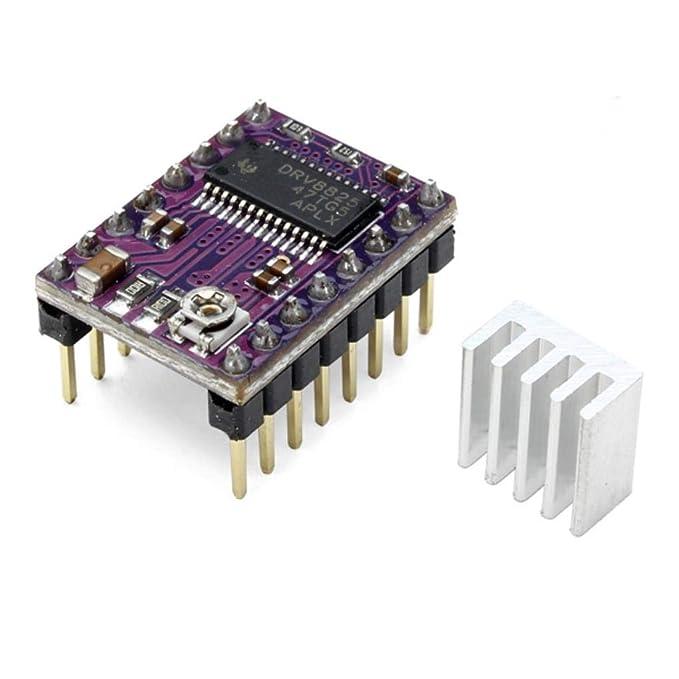 Impresora 3D Stepstick DRV8825 Stepper Reprap Conductor 4 capas ...