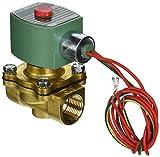 ASCO 8222G095 -120/60,110/50 Brass Body Hot Water