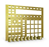 Native Instruments Machine MK2 Custom Kit, Solid Gold