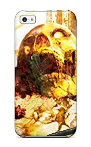 Flexible Tpu Back Case Cover For Iphone 5c - Fantastic Four