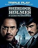 Sherlock Holmes: A Game of Shadows - Triple Play (Blu-ray + DVD + Digital Copy)[Region Free]