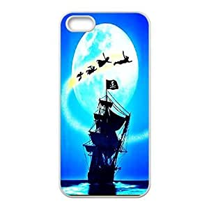 James-Bagg Phone case - Never Grow Up - Peter Pan Pattern Protective Case For HTC One M8 Cover s Style-12