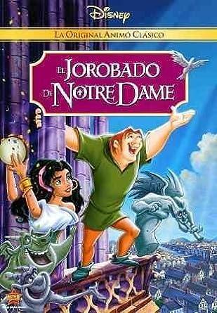 dd364c195 Amazon.com: El Jorobado De Notre Dame (The Hunchback of Notre Dame ...