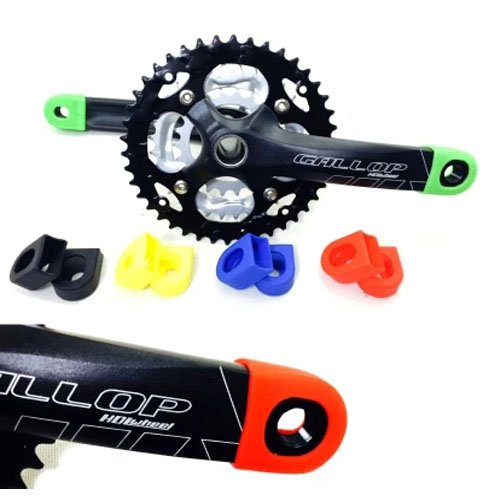 Silicon Bicycle Crank Arm Boots/Protecto - 2 Crank Arms Shopping Results