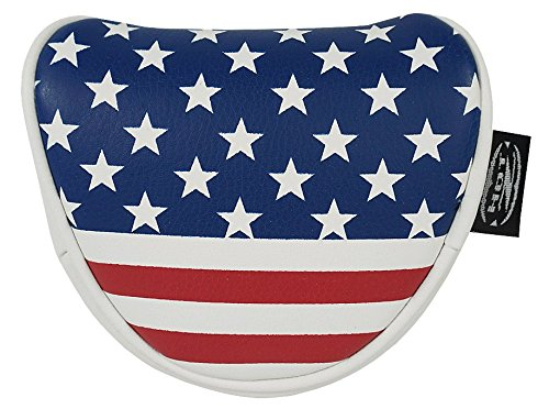 State Mallet Putter Cover - Hot-Z Golf USA Mallet Putter Cover