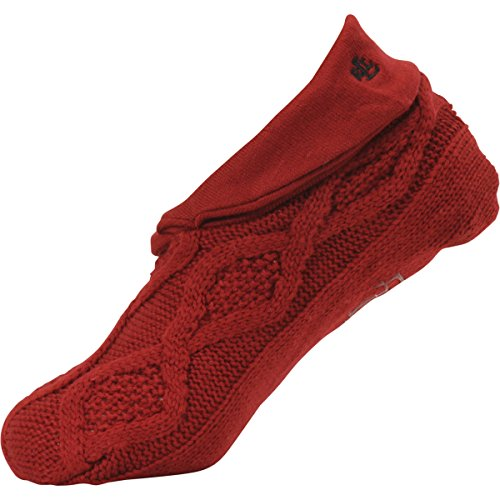 Ralph Lauren Women's Winter Cable Knit Bootie Socks Sz: 9-11 Fits 4-10.5
