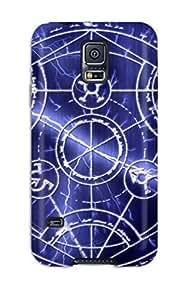 Best 3486153K84465246 Cute Tpu Fullmetal Alchemist Case Cover For Galaxy S5
