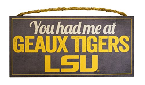 (NCAA LSU Tigers 12