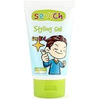 gowwim Baby Hair Gel,Hair Gel for Kids,Fresh Kids Styling Hair Gel | Medium-Strong Hold | Not Greasy |Fruit fragrance| 4…
