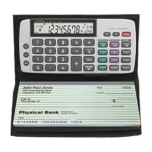 Datexx DB-413 Checkbook Calculator