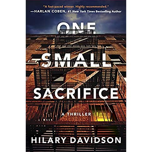 One Small Sacrifice (Shadows of New York Book 1) Kindle Edition - 51LDHePmkTL - One Small Sacrifice (Shadows of New York Book 1) Kindle Edition