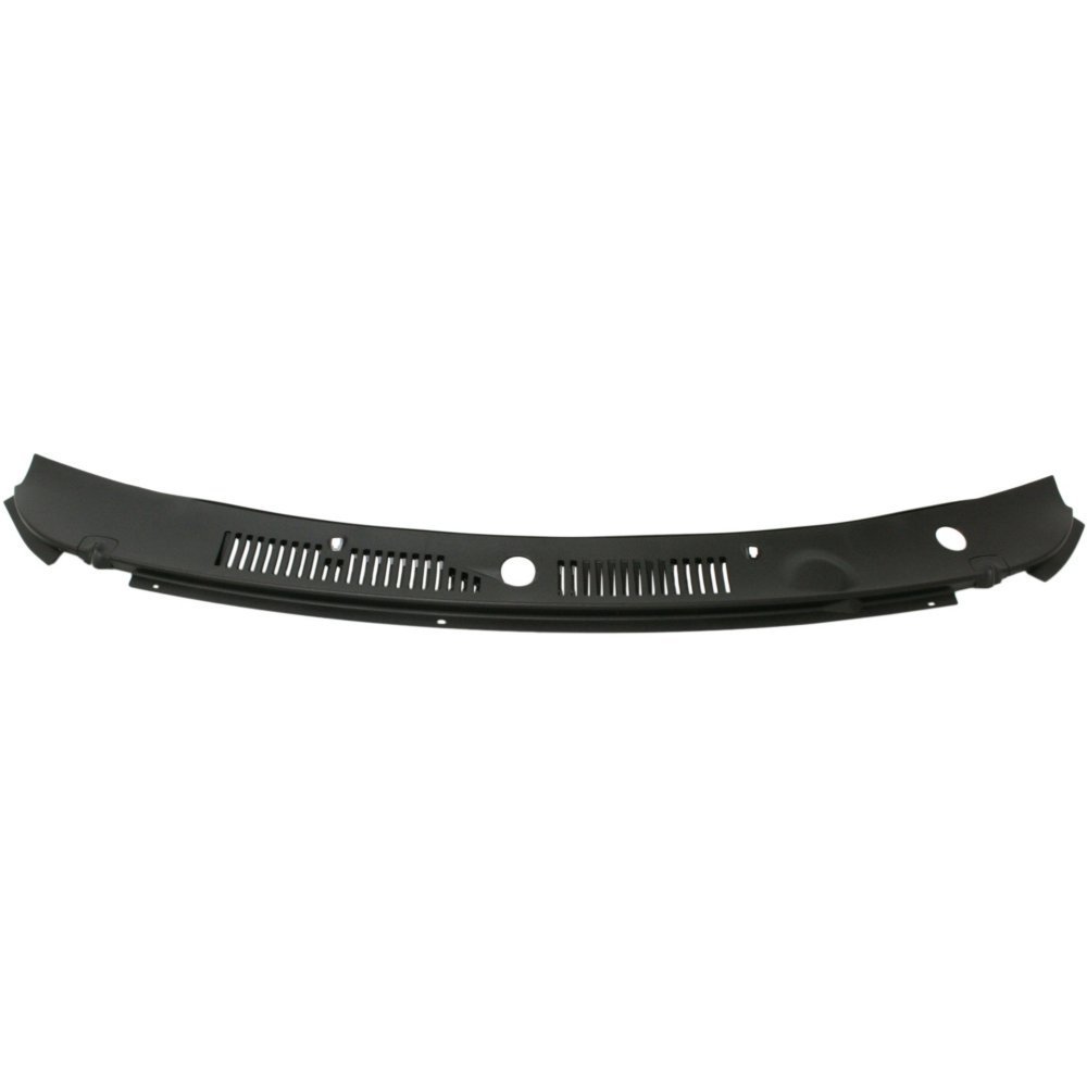 Wiper Cowl Grille for Ford Mustang 99-04 ABS Black