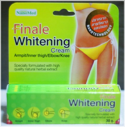 1 Box Finale Whitening Cream - Armpit/inner Thigh/elbow/knee ()