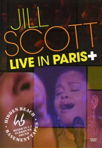Jill Scott: Live in Paris + by Universal Music