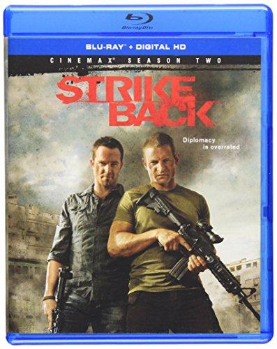 Best strike back blue ray season 2 list