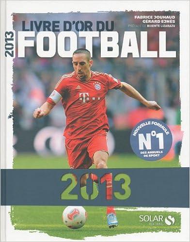 Livre d'or du football 2013
