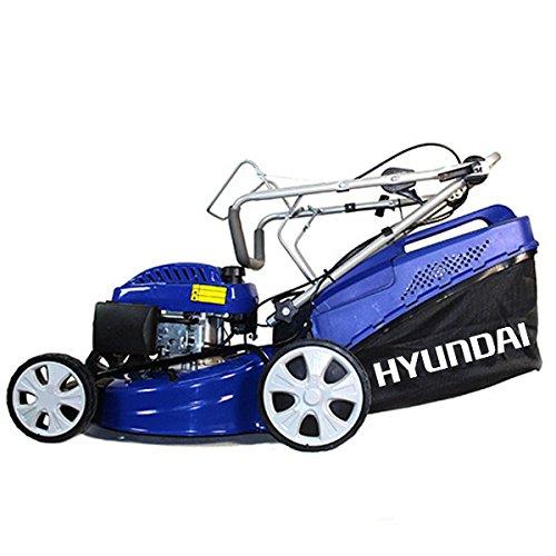 Hyundai HYM46SP cortadora de césped - Cortacésped: Amazon.es ...